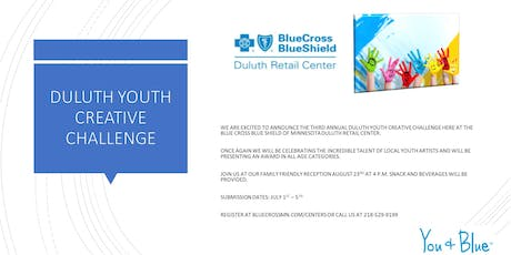 Duluth Youth Creative Challenge  tickets