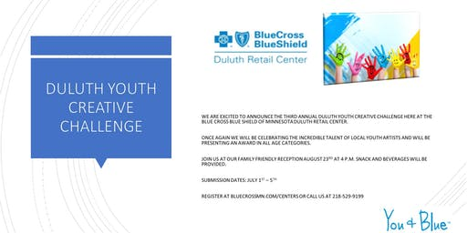 Duluth Youth Creative Challenge