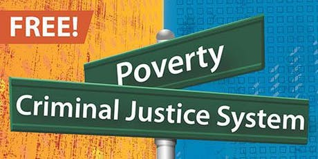 Poverty and Criminal Justice tickets
