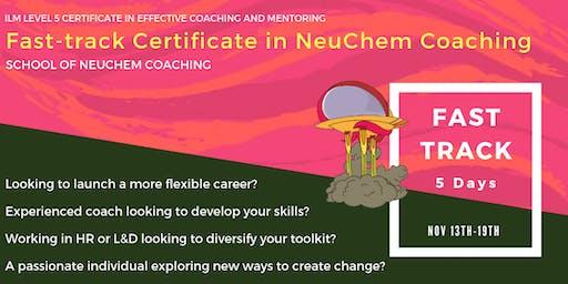 Fast-track Certificate in NeuChem® Coaching