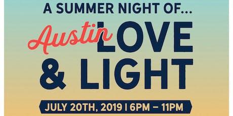 Austin Love & Light tickets