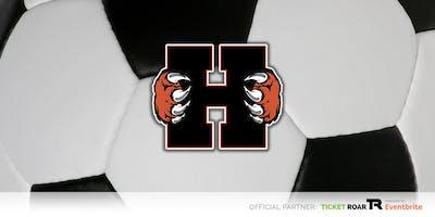Howland vs Maplewood JV Soccer (Girls)