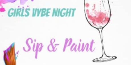 Sip n Paint tickets