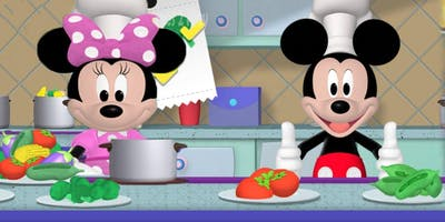 "Toddler Tuesday ""Lil Chefs"": Mickey & Minnie Mouse"
