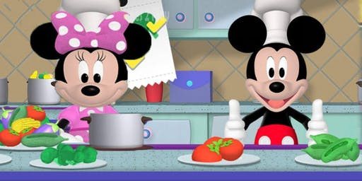 """Toddler Tuesday """"Lil Chefs"""": Mickey & Minnie Mouse"""