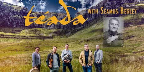 Téada with Seamus Begley tickets