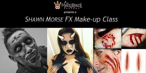 Special FX Makeup Class Series: 3D TRANSFERS