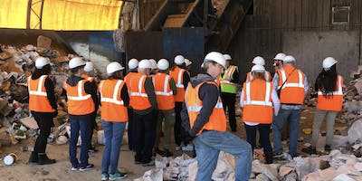 July Recycle Center Tours