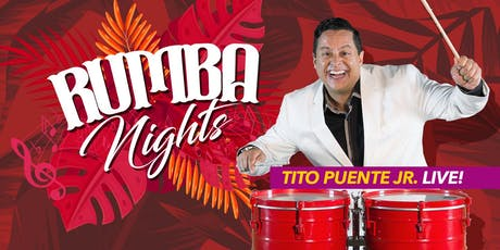 Tito Puente Jr. LIVE at Rumba Nights tickets