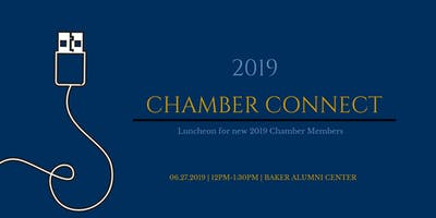 Chamber Connect - Luncheon for new 2019 Chamber Members