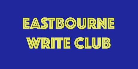 Eastbourne Write Club - 23 June 2019 tickets