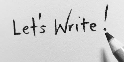 ZINE Girl's Writing Camp