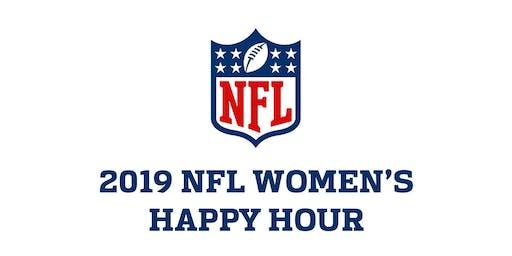 NFL Women's Happy Hour