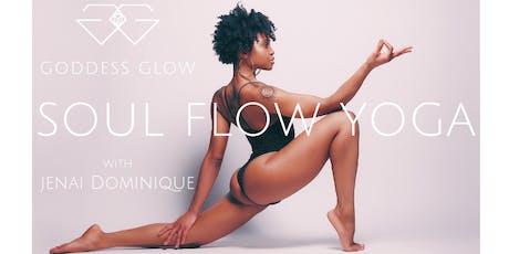 GODDESS GLOW Soul Flow Yoga  tickets