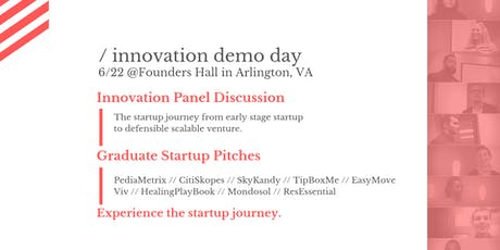 Innovation Demo Day tickets