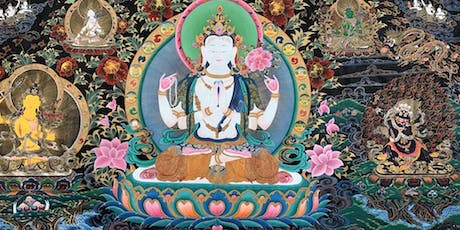 Full-moon celebration and meditation with Romio Shrestha | Closing ceremony for Body of Light -7/16/2019 tickets