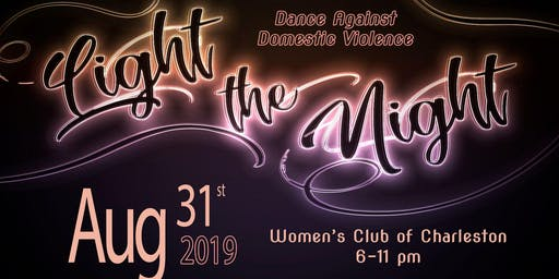Light the Night Dance against Domestic Violence