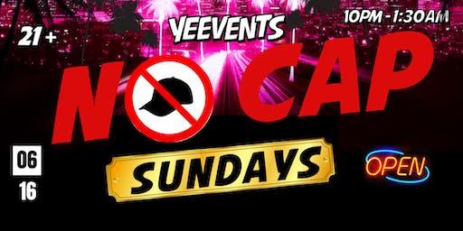 NO CAP SUNDAYS | #1 HIP HOP & REGGAETON PARTY | San Jose, CA | YEEVENTS