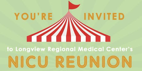 LRMC 2019 NICU Reunion Celebration tickets