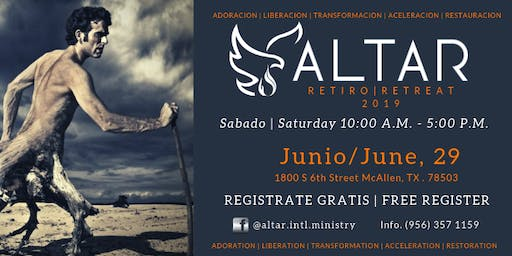 ALTAR Retiro | Retreat 2019