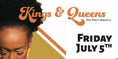 Kings &  Queens Day Party Brunch