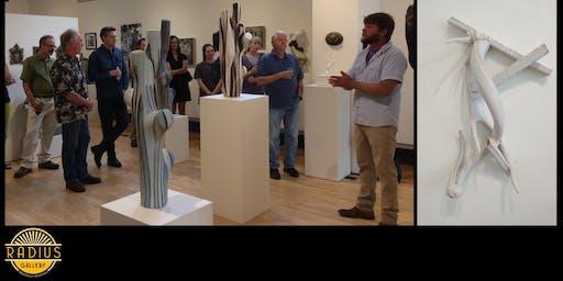 Exhibit Tour with Trey Hill