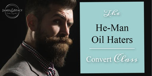 The He-Man Oil Haters Convert Class