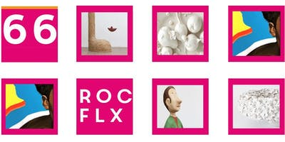 ROC-FLX Artists Talk
