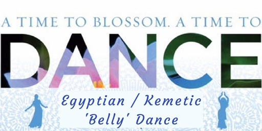 Egyptian Belly Dance Sunday Class