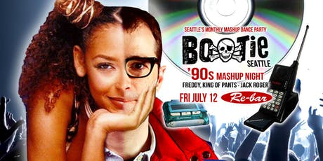 Bootie Seattle: '90s Mashup Night tickets