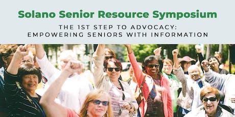Solano Senior Resource Symposium tickets