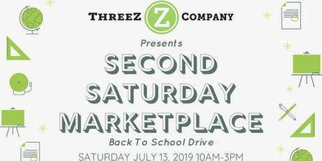 Second Saturday Marketplace - Back To School tickets
