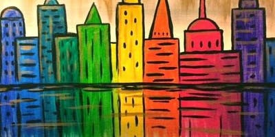 Magic City Children's Paint Party