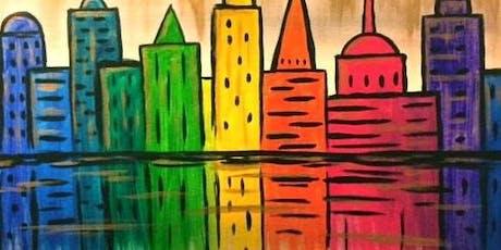 Magic City Children's Paint Party tickets