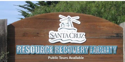 August Recycle Center Tours