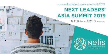 Next Leaders' Asia Summit 2019 tickets