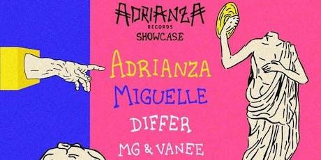 Adrianza Records Showcase @ Treehouse Miami tickets