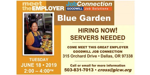 Hiring Event - Dallas - 6/18/19