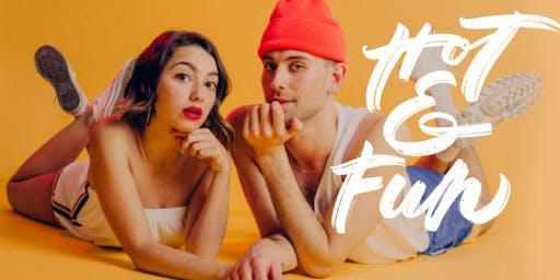 HOT & FUN: Free Stand Up Comedy & Karaoke