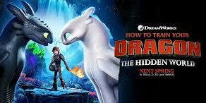 Film Club How to Train your Dragon The Hidden World