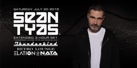 Elation & NATA presents Sean Tyas tickets