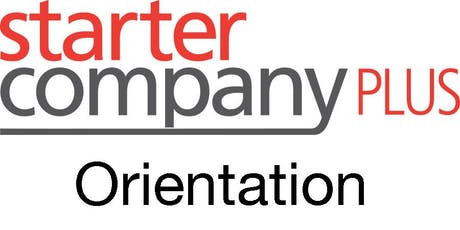 Orientation: Starter Company Plus tickets