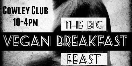 Big Vegan Breakfast Feast - Foodbank Fundraiser  tickets