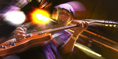 JP Soars & the Red Hots - King of the Cigar Box Guitar tickets