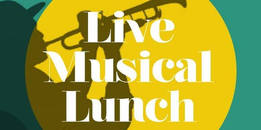 Lunch with Ware Brass, Live Music