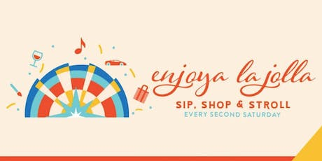 Enjoya La Jolla - Sip, Shop & Stroll tickets