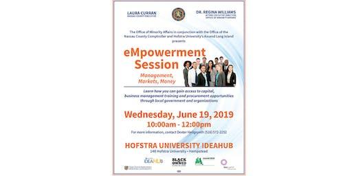 Nassau County MWBE eMpowerment Session