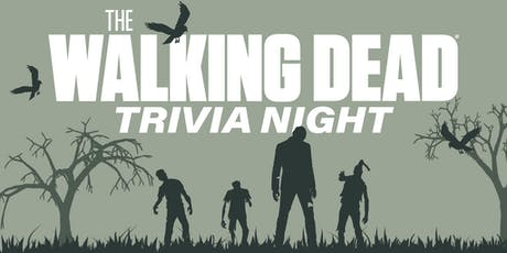 Walking Dead Trivia Night | Carly's Bistro tickets