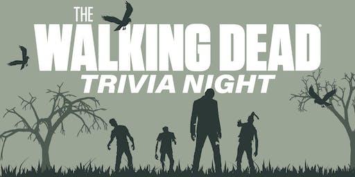 Walking Dead Trivia Night   Carly's Bistro