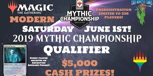 $5,000 Modern Mythic Championship Qualifier in Knoxville, TN